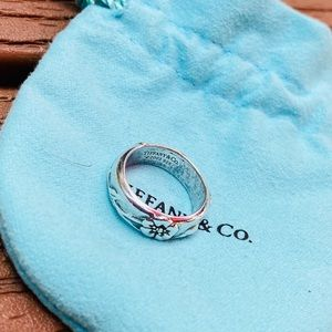 Tiffany & Co. Nature Rose Ring